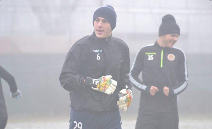 UTA își ia portar sub vârstă (tot) de la Ripensia: Mociu a început antrenamentele sub comanda lui Gabi Vasiliu