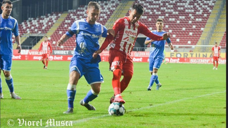 Live-text Liga 1, ora 17,30: Poli Iași – UTA   1-2, final