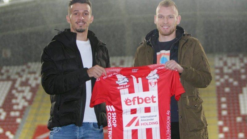 Energie și calitate pentru linia mediană a UTA-ei! Campioni în Letonia și Lituania, Roger Jr și Vorobjobas vor să confirme și în Liga 1!