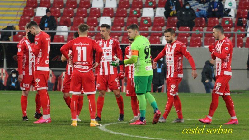 UTA scapă de emoții la retestarea pentru COVID, meciul cu Botoșaniul nu este în pericol de amânare!