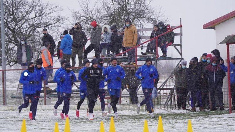 """Zeci de felnăcani – la antrenamentul Viitorului, Haită – al 45-lea fotbalist crescut de """"Hagi"""" care a debutat în Liga 1!"""