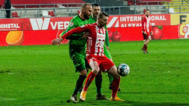 """Antal ridică problema gazonului de pe """"Francisc Neuman"""": """"Nici terenul nu ne ajută să jucăm un fotbal mai bun"""""""