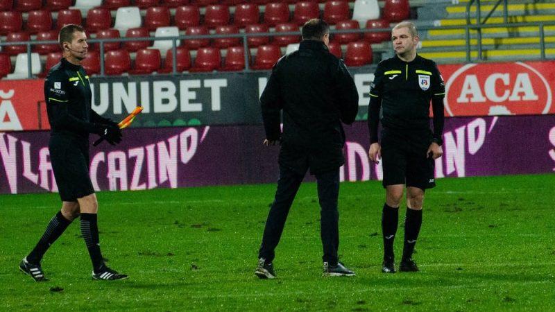 A expirat recuzarea? Cătălin Popa o arbitrează din nou pe UTA după meciurile cu cântec cu FCSB și Dinamo!
