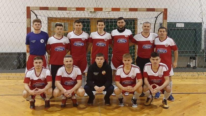 Șimandul a ratat dramatic (și) pe mâna arbitrilor calificarea în sferturile de finală ale Cupei României la futsal!