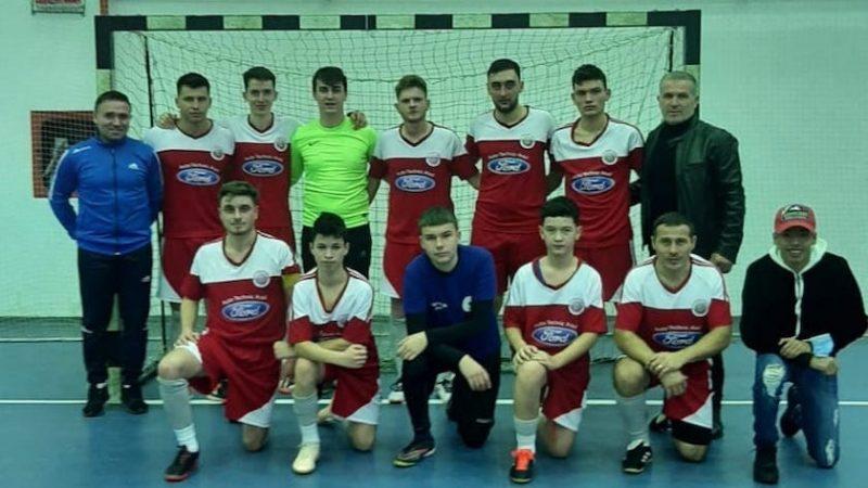 """Şimandul atacă optimile Cupei la futsal, la Gheorgheni: """"Adversarul e abordabil, chiar dacă joacă acasă!"""""""