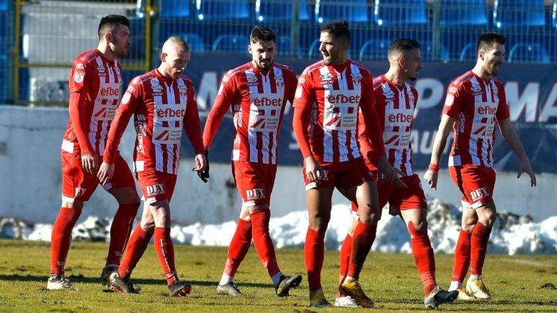 Liga I, etapa a 21-a: UTA urcă trei locuri după succesul de la Clinceni, CFR-ul nu o slăbește pe FCSB!