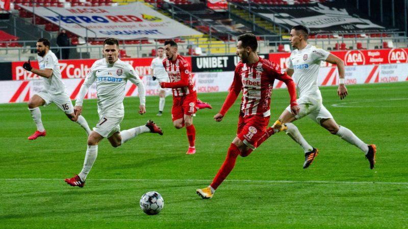 Live-text Liga I, ora 21,30: UTA – CFR Cluj 0 – 1, final