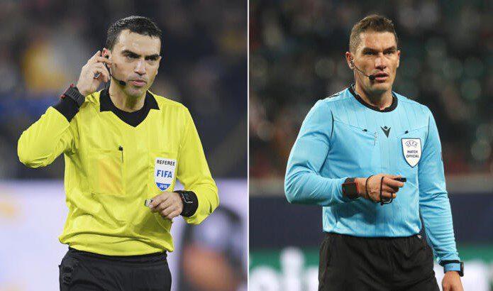Hațegan se întoarce în Champions League, dar ca rezervă a lui Istvan Kovacs