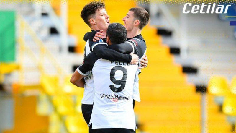 """Arădeanul Man – la primul """"assist"""" în Serie A tocmai pentru celălalt român, Valentin Mihăilă! Parma bate unul dintre granzii Italiei"""