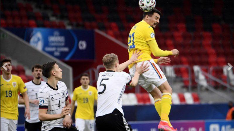 """Cu Petre pe teren 76 de minute, România ratează calificarea în sferturile de finală ale """"europenelor"""" de tineret"""