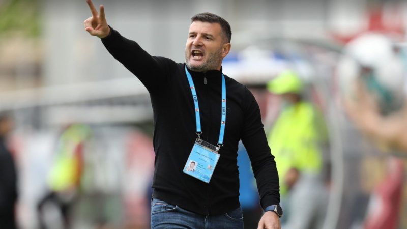"""UTA va evolua și la anul în Liga I, iar Balint și-a lăudat jucătorii după: """"Cea mai importantă victorie a sezonului, obținută după cel mai bun joc făcut pe propriul teren"""""""