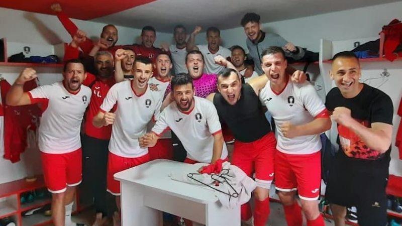 """Acces la podium pentru VI-FE, """"roș-negrii"""" – de nerecunoscut: Victoria Felnac – Unirea Sântana  4-1"""