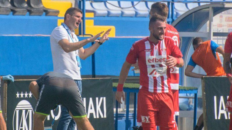 """UTA, abonată la debuturi cu Viitorul (Farul)! Balint: """"Înfruntăm cel mai ambițios proiect al momentului în fotbalul românesc, să simțim energia suporterilor!"""""""