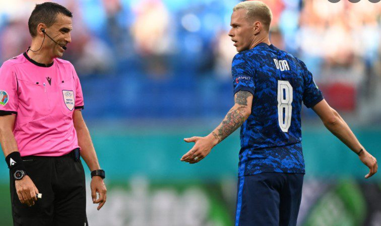 """Hațegan – al patrulea oficial la """"sfertul"""" de la Euro 2020, dintre Elveția și Spania"""