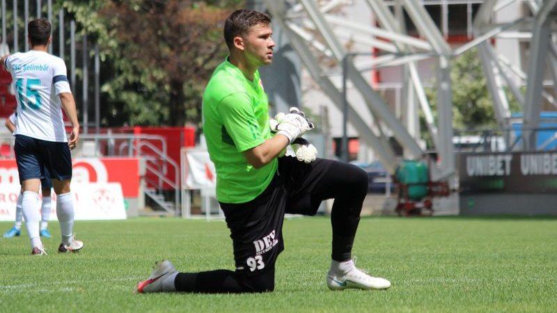 """Florin Iacob, noul căpitan al UTA-ei, țintește sus în noul sezon: """"Câștigarea unui trofeu ar fi senzațional, se vede o mai mare calitate la antrenamente"""""""