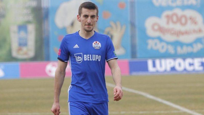 Un nou transfer la UTA, croatul Vinko Medjimorec!