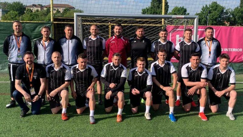 FC Premiere și AC Luciano s-au calificat în primul tur eliminatoriu al Supercupei României de minifotbal!