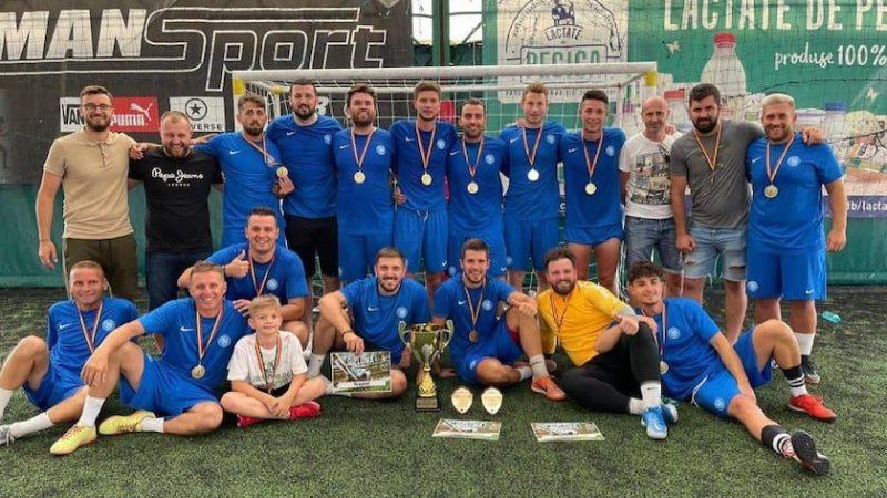 Punct final în Liga DeSavoia, Napoli e noua regină a minifotbalului arădean!