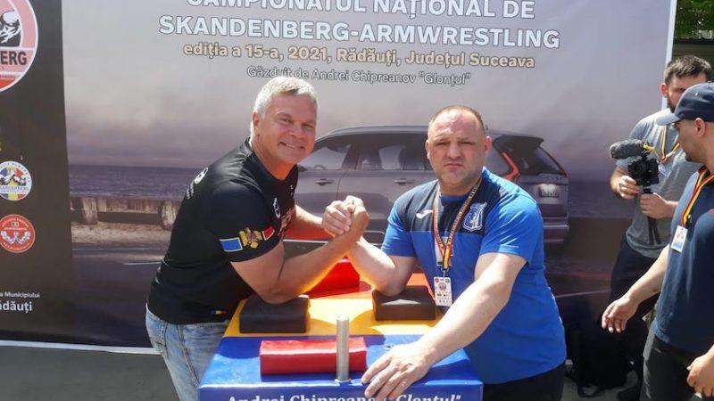 La skandenberg și arbitrajul se premiează, iar lipovanul Robin Bretean a urcat pe prima treaptă a podiumului!