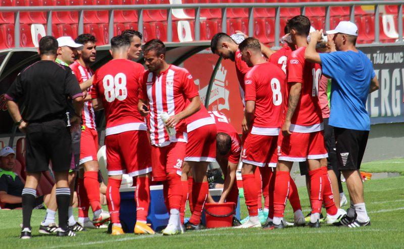 UTA își prezintă lotul pentru noul sezon de Liga 1 într-un amical cu Ripensia!