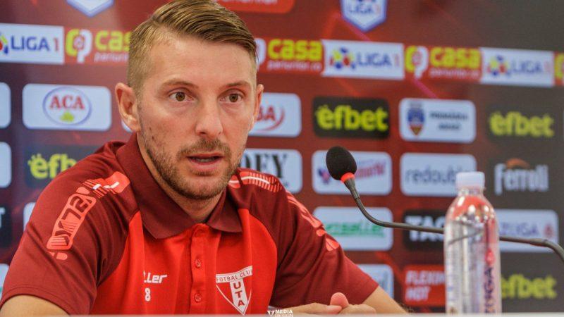 """Antal crede că presiunea este pe FCSB în meciul de la Arad: """"Sunt afectați, dar și mai motivați ținând cont că le-au mai rămas doar competițiile interne"""""""