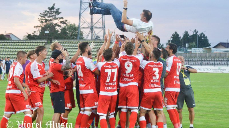 """Campionii FC Argeș și UTA caută primul succes stagional în Liga 1, Balint se raportează la meciul promovării de acum un an: """"Să simțim același sentiment!"""""""