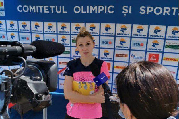 Arădeanca Dana Dodean, printre cei 100 de sportivi români ce vor lupta pentru medalii la Olimpiada de la Tokyo!