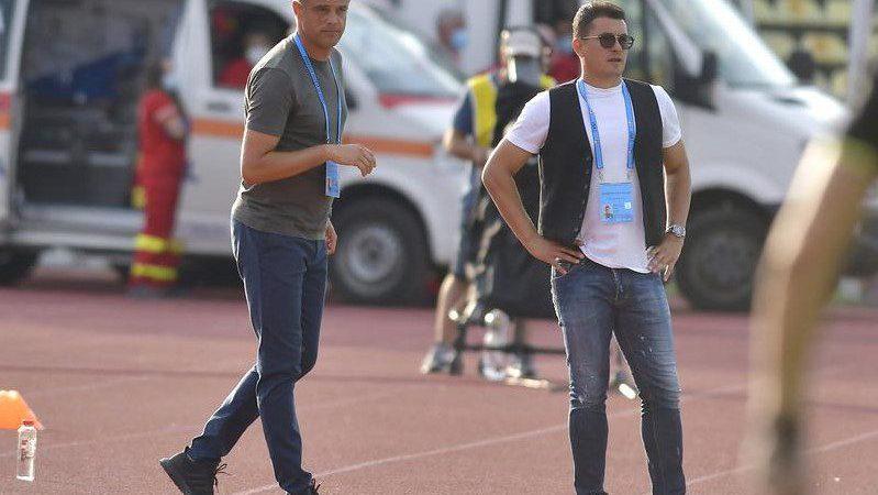 """Ianovschi, sincer după eșecul argeșenilor cu UTA: """"Rezultatul este cel corect! E mult mai ușor să joci în deplasare, acasă trebuie să produci fotbal"""""""