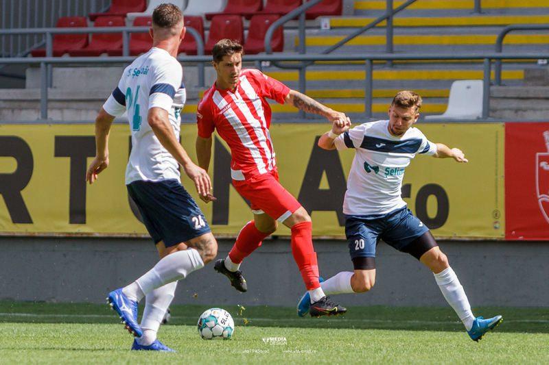 """Miculescu, între greutatea numărului 10 și recenta convocare """"sub tricolor"""": """"Mai motivat, e timpul să mă impun la UTA și nu pentru că sunt încă junior!"""""""