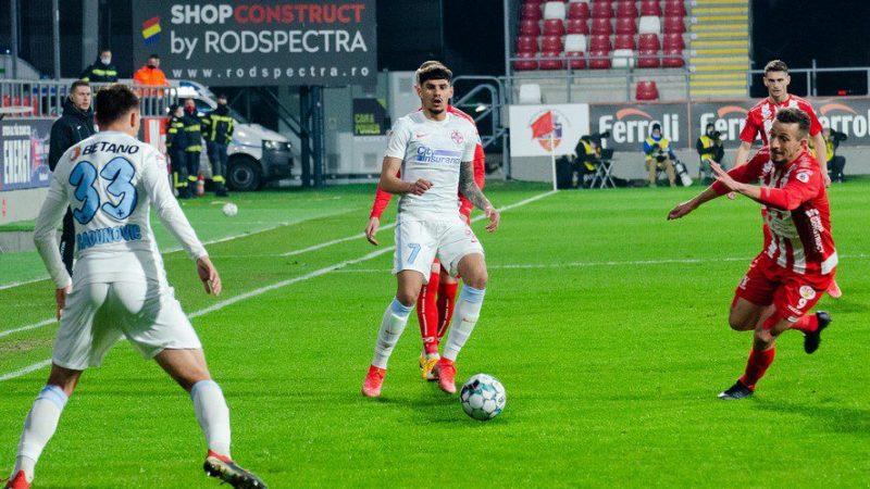 """FCSB umple stadionul la Arad după eliminarea rușinoasă din Conference League! Balint: """"Nu ne lăsăm păcăliți de exprimarea din Armenia, ne raportăm la meciul lor cu Craiova"""""""