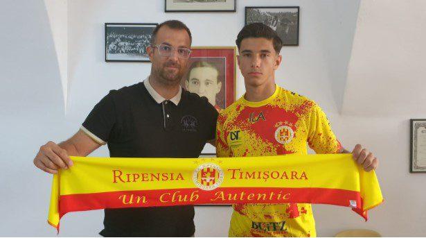 """Alex Rotea nu s-a acomodat la Brăila și va juca tot în Liga 2-a, dar la Ripensia: """"Peste un an va fi mai puternic"""""""