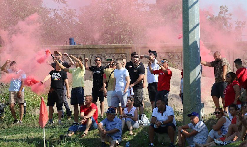 Galeria UTA-ei a onorat derby-ul amical al Vestului, rezervat puștilor de 15 ani!