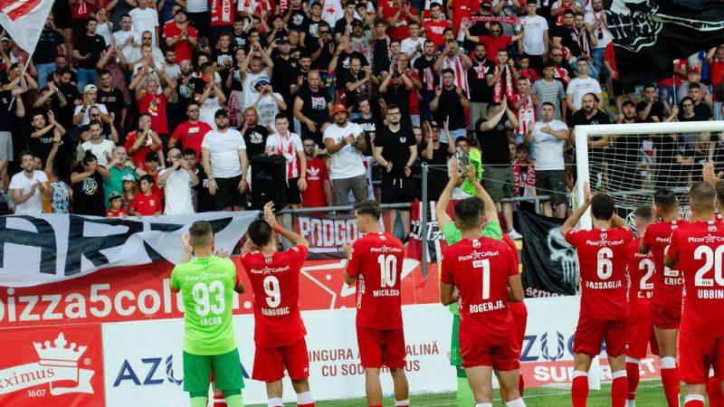 """UTA – Farul, între așteptări și ceea ce poate oferi echipa lui Laszlo Balint acum! Sărbătoarea revenirii suporterilor arădeni acasă a fost stricată și de prestația """"centralului"""""""
