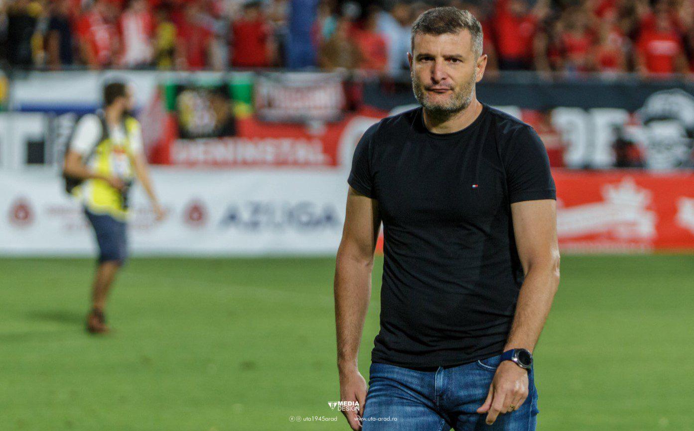 """Balint – dezamăgit de rezultatul final cu FCSB, dar optimist: """"Avem vreme să construim pe ceea ce am făcut bine în acest debut de sezon, mi-a fost dor de o astfel de atmosferă"""""""