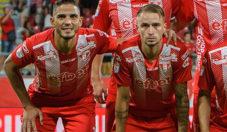 UTA dă alți doi jucători în echipa etapei LPF, brazilianul Da Silva și olandezul Ubbink!