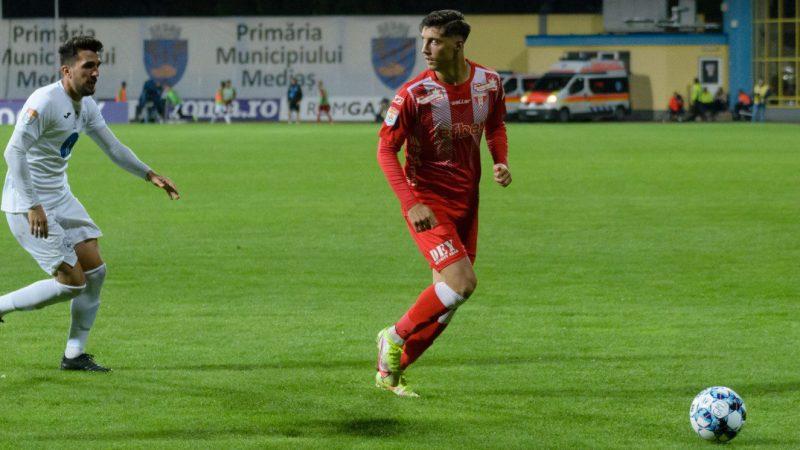 Miculescu – incert pentru meciul cu Sepsi, Isac ar putea primi primul său tricou de titular al stagiunii!