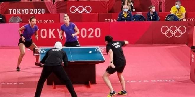 Dana Dodean a debutat cu victorie la Jocurile Olimpice! România a învins Egiptul şi e în sferturi, la Tokyo