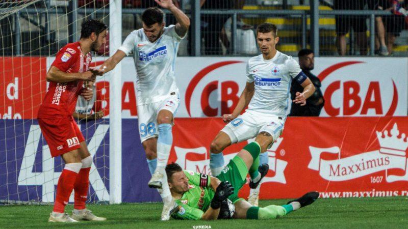 Livetext Liga I, etapa a 3-a: UTA – FCSB 1 – 1, final