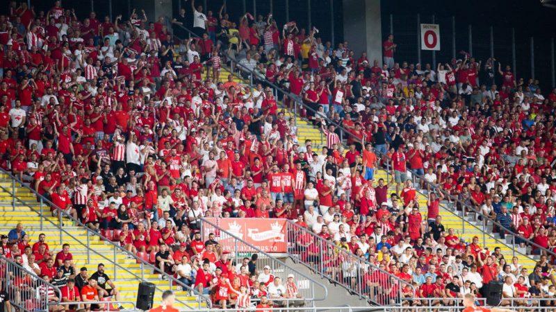 UTA – CFR Cluj, cu 5500 sau 3500 de spectatori în tribune? Clubul arădean a amânat vânzarea biletelor pe vineri