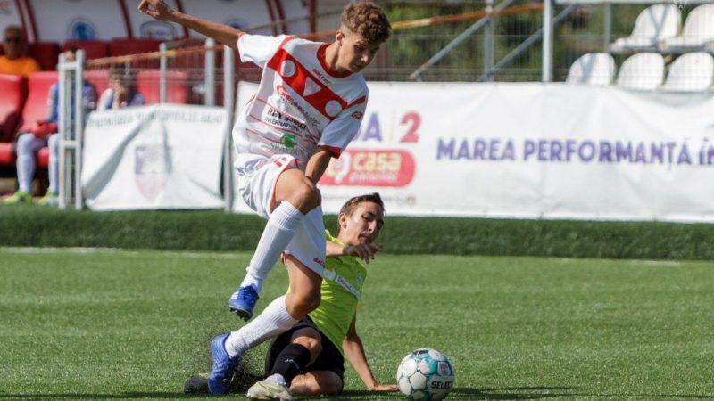 Eșecuri interne pentru UTA și ACB Ineu în deschiderea noului sezon al Ligii Elitelor U16!
