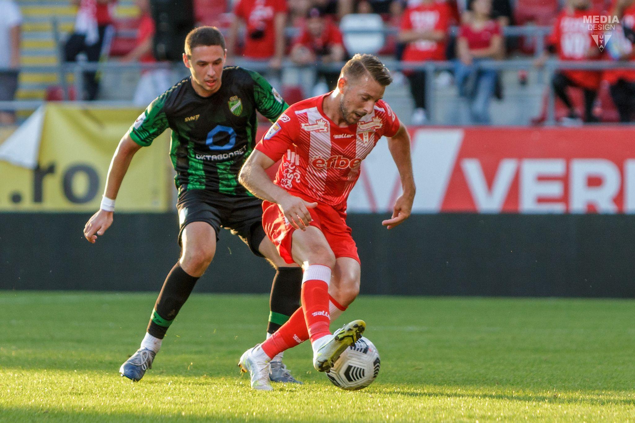 """Lui Antal nu i-a ieșit cu Kolubara, dar ia la țintă Rapidul: """"Important este că am făcut un antrenament bun și am avut ocazii, vrem să aducem puncte din următorul meci!"""""""