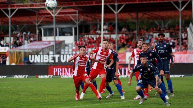 """Liga I, etapa a 9-a: Botoșaniul câștigă în Groapă și-i suflă în ceafă liderului CFR, UTA – aproape sigură de rămânerea în """"careul de ași"""""""