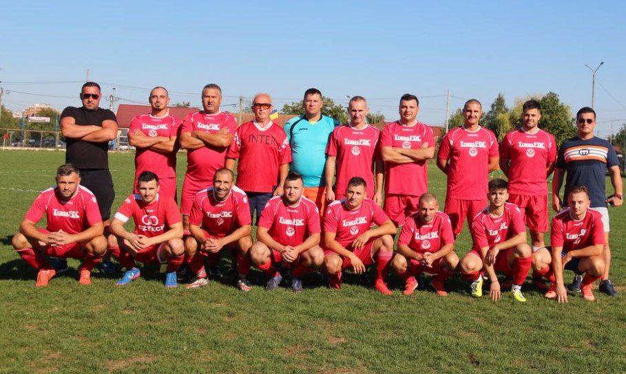 Din Parlamentul României, cu succes și pe gazon: Olimpia Bujac – Gloria Secusigiu 3-2