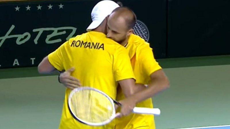 Arădeanul Marius Copil a fost eroul României în victoria din Cupa Davis contra Portugaliei!