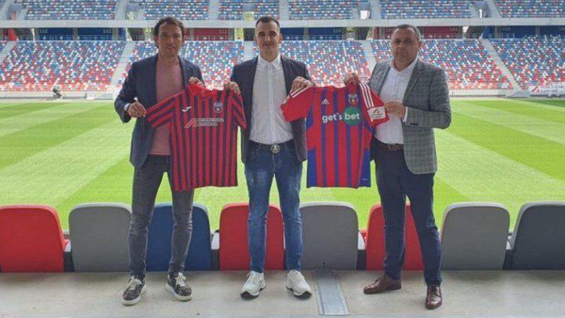 International Alexander a dat UTA pe CSA Steaua: Holdingul arădean va sponsoriza echipa lui Daniel Oprița!