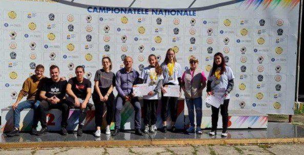 Salbă de medalii pentru pistolarii arădeni la finala juniorilor II şi III, Luca Joldea trage la Mondial!