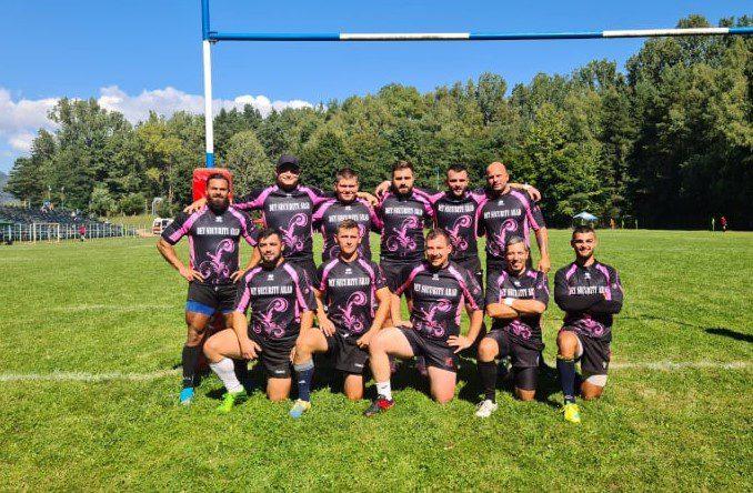 """CS Universitatea Arad a terminat în """"careul de ași"""" Campionatul Național de Rugby 7! Grindei: """"Cu puțin sprijin ne puteam bate liniștit pentru locurile 1-2"""""""