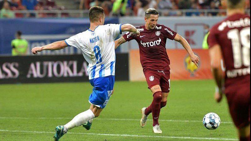 Liga I, etapa a 9-a: CFR-ul o bate pe Craiova și se distanțează în vârf, dar îl pierde pe Deac pentru deplasarea de la Arad!