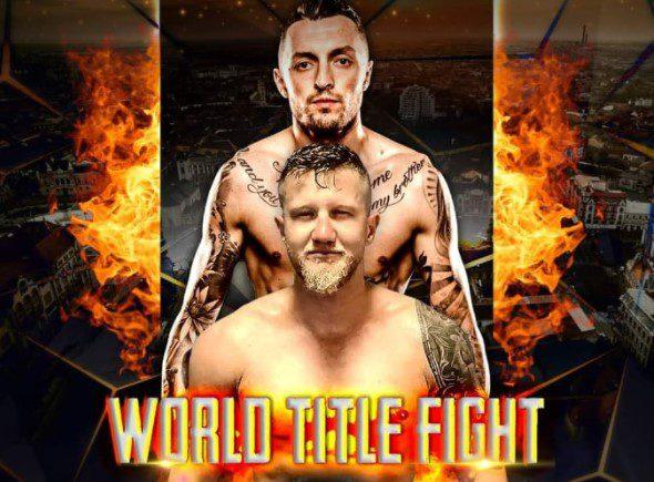Edi Gafencu își pune în joc centura mondială la Kickboxing în compania lui Anghel Cardoș: Cei doi se bat luni seara, în direct la DigiSport2!