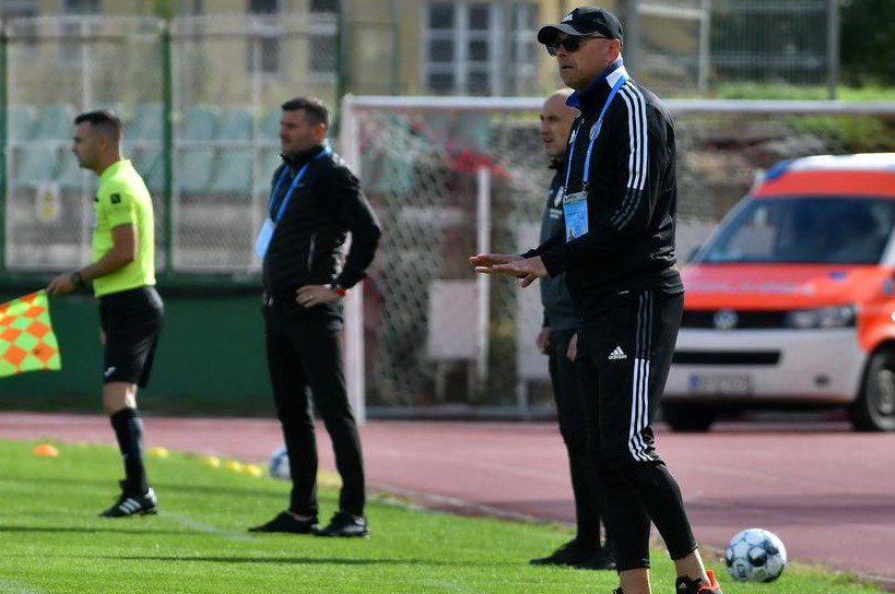 """Grozavu se muțumește cu un 0-0 cu UTA la al 80-lea meci oficial la Sepsi: """"Am avut ocazii, dar suferim în fața porții, atât se poate acum!"""""""